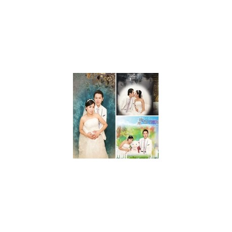 婚紗攝影  個人寫真 全家福