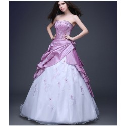 ES33 新娘彩紗婚紗影樓主題婚紗韓式蕾絲婚紗蓬蓬裙演出服舞台裝