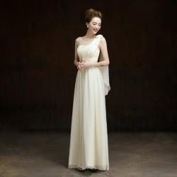 PL3 伴娘禮服長款禮服新娘結婚敬酒服晚禮服伴娘服