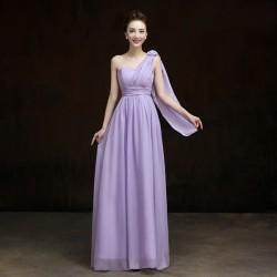 PL4 伴娘禮服長款禮服新娘結婚敬酒服晚禮服伴娘服