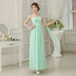 PL5 伴娘禮服長款禮服新娘結婚敬酒服晚禮服伴娘服