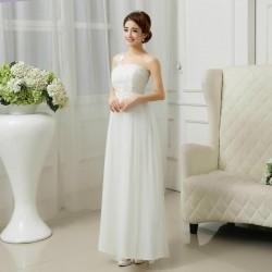 PL7 伴娘禮服長款禮服新娘結婚敬酒服晚禮服伴娘服