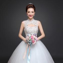 Lg1 齊地 禮服新娘結婚敬酒服婚紗