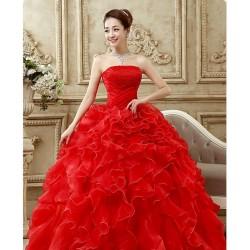 eg4  長款禮服新娘結婚敬酒服晚禮服