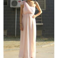 PL10 伴娘禮服長款禮服新娘結婚敬酒服晚禮服伴娘服